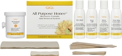 Picture of Gigi Waxing Item# 0120 All Purpose Honee Microwave Kit