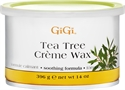 Picture of Gigi Waxing Item# 0240 Tea Tree Creme Wax 14 oz