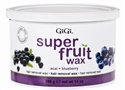 Picture of Gigi Waxing Item# 0356 Super Fruit Wax Acai + Blueberry 14 oz