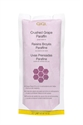 Picture of Gigi Paraffin Item# 0853 Crush Grape Paraffin wax 16 oz / 453 g