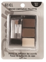 Picture of Ardell Eyelash - 68052 Brow Defining Palettes Medium