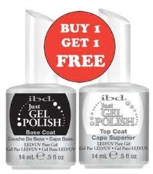 Picture of Special Deal# 21001 Just Gel Polish Buy 1 Get 1 Free