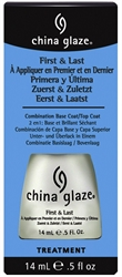 Picture of China Glaze Item# 70522 First & Last 0.5 oz
