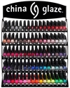 Picture of China Glaze Item# 77070 Empty Rack 480 Pc