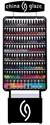 Picture of China Glaze Item# 77085 Floor Rack Display 744 Pc
