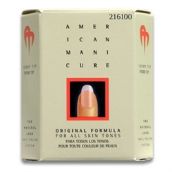 Picture of American Manicure Polish - 00-310000-AM Original Formula Nail Bed / Ivory Tip Kit