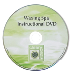 Picture of Clean + Easy - 40558 Waxing Spa Instructional DVD