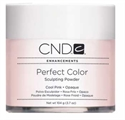 Picture of CND Powder - 03241 Perfect Color Powder - Cool Pink - 3.7oz