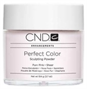Picture of CND Powder - 03062 Perfect Color Powders - Pure Pink - 3.7oz