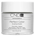 Picture of CND Powder - 03052 Perfect Color Powders - Pure White - 3.7oz