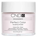 Picture of CND Powder - 03711 Perfect Color Powders - Intense Pink - 3.7oz