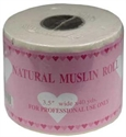 Picture of Fuji Waxing - Natural Muslin Roll - 3.5 X 40yds UnBleached