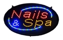 Picture of Kuang Lung - Led Nail & Spa Sign