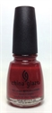 Picture of China glaze 0.5oz - 0599 One more merlot