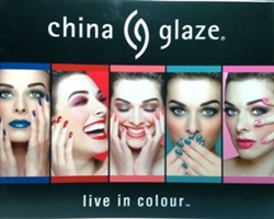 Picture of China Glaze - 90-2295 China Glaze Catalog Live in Color FREE