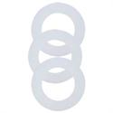 Picture of Burmax Item# FSC531 Wax Warmer Collars 50 pk