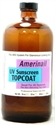 Picture of Amerinail Item# Amerinail UV Sunscreen TopCoat 32 oz