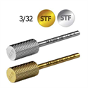 Picture of Startool Carbide - STF-S Carbide Bits Large Barrel Silver Fine STF 3/32 (2.35mm) - Boxed