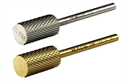 Picture of Startool Carbide - STM-Small-G Carbide Bits Small Medium Barrel Gold STM 1/8 (3.175mm) - Boxed