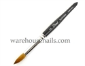 Picture of Petal Black Brush - 14