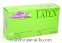 Picture of Colouration - 08383 Powder-Free Latex Gloves Small 100/box