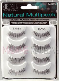 818a44deb60 Warehouse Nail & Spa. Ardell Eyelash - 61486 Multipack Babies