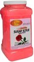 Picture of SpaRedi Item# 01050 Sugar Scrub Sensual Rose 1 gallon (128 oz)