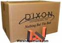 Picture of Dixon Buffers - 11002C Orange Black 3-way 100/100 (500 per box)