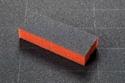 Picture of Dixon Buffers - 14001B Orange Black Slim 100/100 (500 per box)