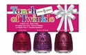 Picture of China Glaze - 81442 Touch Of Twinkle 3pc Set