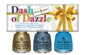 Picture of China Glaze - 81443 Dash Of Dazzle 3pc Set