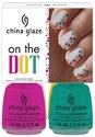 Picture of China Glaze  - 81697 On the Dot 4/pk