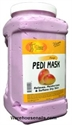 Picture of SpaRedi Item# 05440 Pedi Mask Mango 1 Gallon