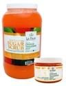 Picture of LaPalm Pedicure - 01270 Sugar Scrub Hot Oil Orange Tangerine Zest 5 Gallon