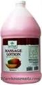 Picture of La Palm Lotion - 01040 Massage Lotion Mango 1 gallon (128 oz)