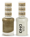 Picture of DND GEL DUO - DND423 Glitter for You