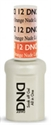 Picture of DND MOOD CHANGE GEL  - DND12 Light Pink to Orange Nude 0.5oz