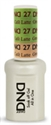 Picture of DND MOOD CHANGE GEL  - DND27 Green to Cafe Latte 0.5oz