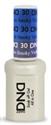 Picture of DND MOOD CHANGE GEL  - DND30 Light Blue to Smoky Violet 0.5oz. 0.5oz