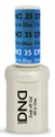 Picture of DND MOOD CHANGE GEL  - DND35 Ocean Blue to Blue 0.5oz.